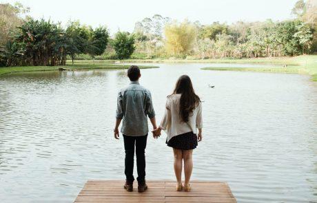 זוגיות מושלמת עם אהבה חזקה